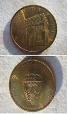 2 euro de Paris / EURO du 14 JUILLET premier euro temporaire de PARIS