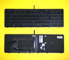 DE Tastatur HP Zbook 15u G3 G4 Series Beleuchtung Backlit 821157-041