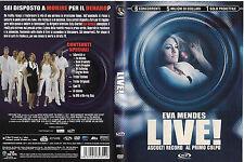 LIVE! - ASCOLTI RECORD AL PRIMO COLPO (2007) dvd ex noleggio
