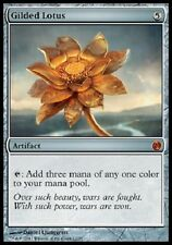 CARTAPAPA MAGIC MTG. Gilded Lotus / Lotus Dore. FOIL VO FTV TWENTY