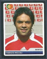 PANINI UEFA CHAMPIONS LEAGUE 2006-07- #223-BENFICA-FABRIZIO MICCOLI