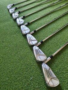 Cleveland uhx iron Set 4-gap wedge, Regular flex.