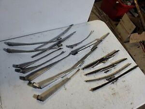 Windshield wiper blades anco trico gm mopar ford Vintage lot 60s-70s