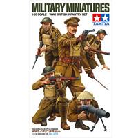 Tamiya 35339 WWI British Infantry Set 1/35