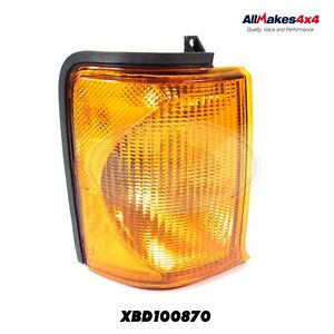 LAND ROVER TURN SIGNAL LAMP RIGHT RH DISCOVERY II 99-02 XBD100870 AM4x4