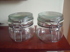 Pair of Small Kilner Jars from IKEA - very good condition