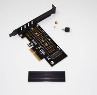 M.2 NVME SSD TO PCI-E 3.0 X4 ADAPTER CARD FOR Samsung 970EVO SM961 970PRO PM961
