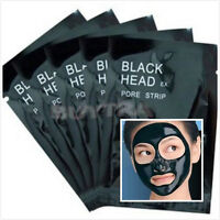 2Pcs Mineral Mud Nose Blackhead Acne Pore Cleansing Removal Mask Facial EBN