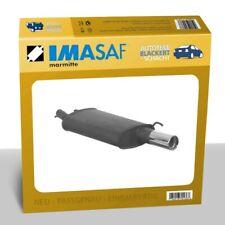 IMASAF Auspuff Sportauspuff für Ford PUMA (EC) 1.4 16V 1x76mm