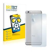 Pellicola di Vetro Temperato per Apple iPhone 6S Plus Posteriore (intera