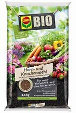 Compo Horn- und Knochenmehl 2,5 kg Hornmehl Knochenmehl