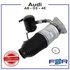 Audi A8 D3 4E Molla aria Soffietto Soffione posteriore SX ammortizzatore