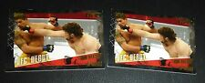 Roy Nelson 2010 Topps GOLD UFC Rookie RC Card #149 Big Country Ultimate Fighter