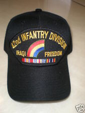 42ND INFANTRY DIVISION IRAQI FREEDOM MILITARY CAP