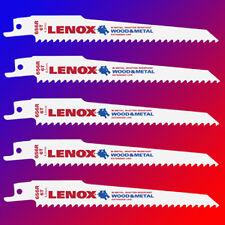 6 Inch 6tpi 10 Pack Bi-Metal Reciprocating Saw Blades