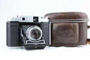 【 CLA'd , EXC+5 】 Mamiya 6 six Automat 6x6 Rangefinder Film Camera from JAPAN