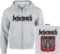 BEHEMOTH M-L-XL-XXL NEW HOODIE SWEATSHIRT marduk dark funeral darkthroneimmortal