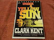 "1994 DC Comics SUPERMAN ""Under A Yellow Sun"" by CLARK KENT - One Shot, 1st, TPB"