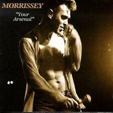 MORRISSEY - Your Arsenal (Vinyl LP) Feb-2014, Atlantic - NEW