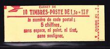 FRANCE CARNET 2059-C2a ** MNH carnet fermé, conf. N° 7, cote: 39  €