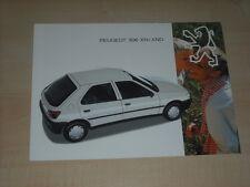 45161) Peugeot 306 XN XND Prospekt 199?