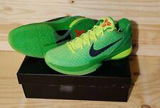 Size 9 - Nike Zoom Kobe 6 Protro Grinch - Brand New!