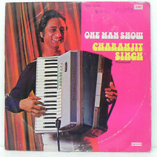 One Man Show Charanjit Singh Film Tune Rare 1977 LP Instrumental Bollywood India