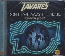 Tavares Don't Take Away The Music CD The Remix Project & Ben Liebrand Rmx 2016