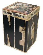 Neil Young Archives Volume I 1963 - 1972 10 Ten DVD Concerts Edition 10 DIsc