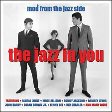 The Jazz In You - Mod From The Jazz Side (2CD 2016) NEW/SEALED