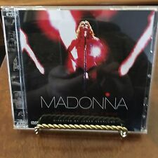 I'm Going to Tell You a Secret [PA] [CD & DVD] by Madonna (CD, Jun-2006, 2 Discs