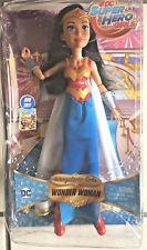 DC Super Hero Girls Wonder Woman  Intergalactic Gala Doll FCD32  New