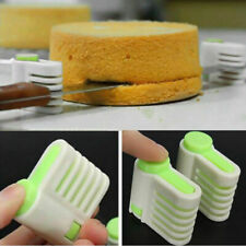 5 Layers Kitchen Cake Bread Cutter Leveler Slicer Cutting Fixator DIY Tools
