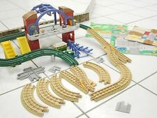 Fisher Price Geo Trax Grand central station train set parts pieces minifigures