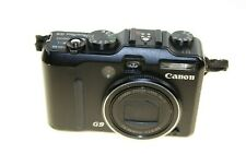 CANON POWERSHOT G9 DIGITAL CAMERA BATTERY & CHARGER USED CONDITION WORKING