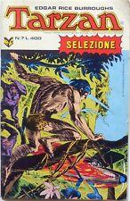 TARZAN SELEZIONE N.7 CENISIO  1978