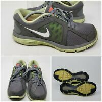 Nike Dual Fusion Gray Athletic Running Tennis Shoes Sneaker Women's Size 7.5 US