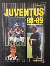 JUVENTUS 88-89 DI NICOLA BOSIO