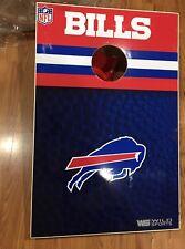 Wood NFL Tailgate Toss Professional Cornhole Set - Buffalo Bills, Buffalo Bills