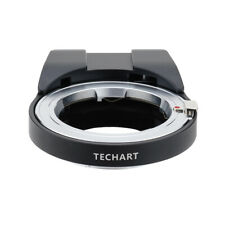 Techart LM-EA7II Auto Focus Adapter Leica M  lens to Sony E A7RIII  6.0 version