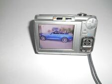 Olympus FE FE-310 8.0MP Digital Camera - Silver Works Perfect + 2gb Memory Card