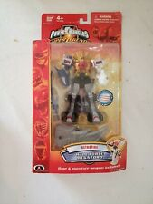 Power Rangers Super Legends Retrofire Wild Force Megazord--NIB