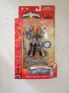 Power Rangers Super Legends Retrofire Wild Force Megazord--NIB