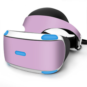 Skin Wrap for Sony Playstation PSVR Headset Solid Purple