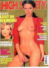 High Society Nr.4/97 - Vintage Farbfoto-Magazin