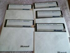 Microsoft Macro Assembler 5.1 Disks MD-DOS & MS-OS/2 - ships worldwide