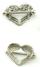 Nipple Stainless Steel 16g (1.2 mm) Body Piercing Jewellery