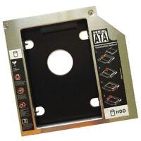 SATA SSD HDD Disque Dur Disquette Externe CADDY Stockage Organisateur CD/DVD