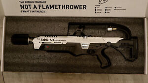 Mint Condition boring company not a flamethrower by Elon Musk