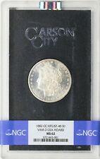 1882-CC GSA VAM-2 Hoard Morgan Silver Dollar $1 NGC MS62 Hitlist-40
